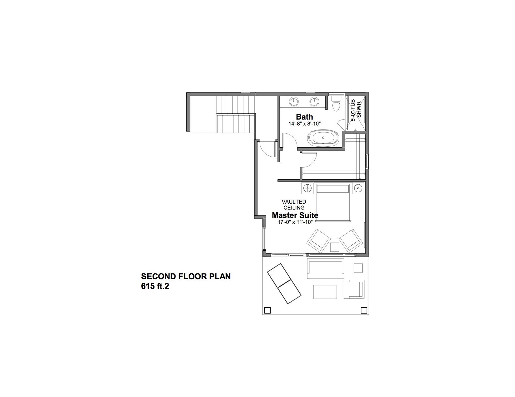 Second Floor Loft